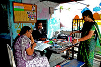 teachers at vihaan slum school