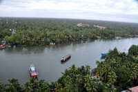 Amritapuri Kerala South India