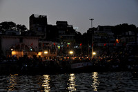 Boat ride on Ganges