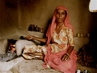 Village Woman from Thar Desert