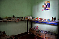 Medicine Room in Village Clinic