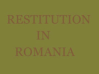 Romanian Restitution Photography