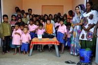 village school with me and the teachers 4