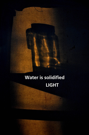 LIGHT WATER fact poem advert (2)