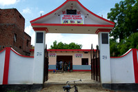 Annie Besant Village school Entrance