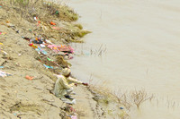 River Ganges Uttar Pradesh 2014
